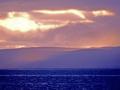 Stradbroke Island (Minjerribah) from Coochiemudlo Island.