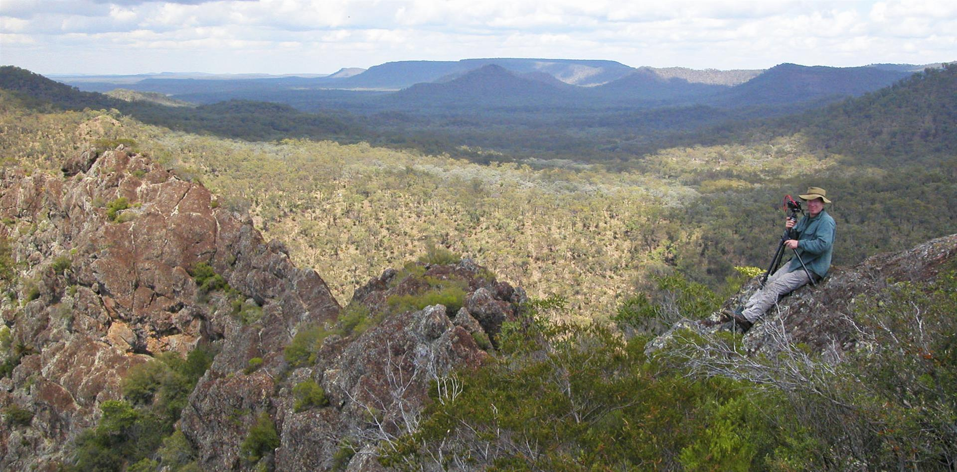 Mount Moffat section, Carnarvon National Park, Central Queensland. Photo Rob Mancini.