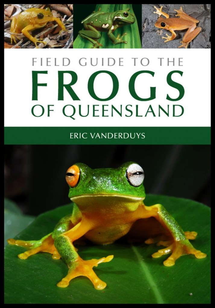 Field Guide to the Frogs of Queensland.