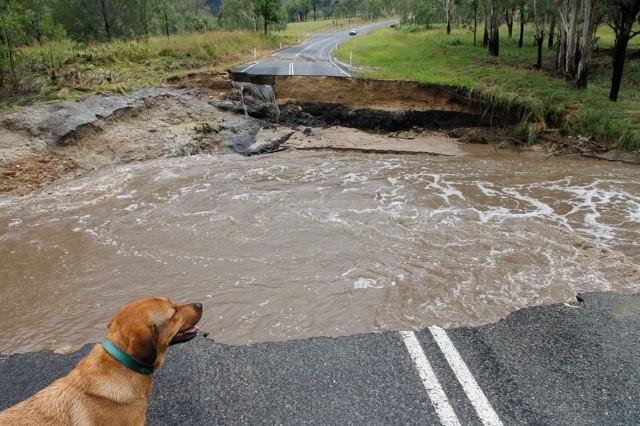 flood-cut roads #1